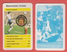Manchester United Steve Coppell England